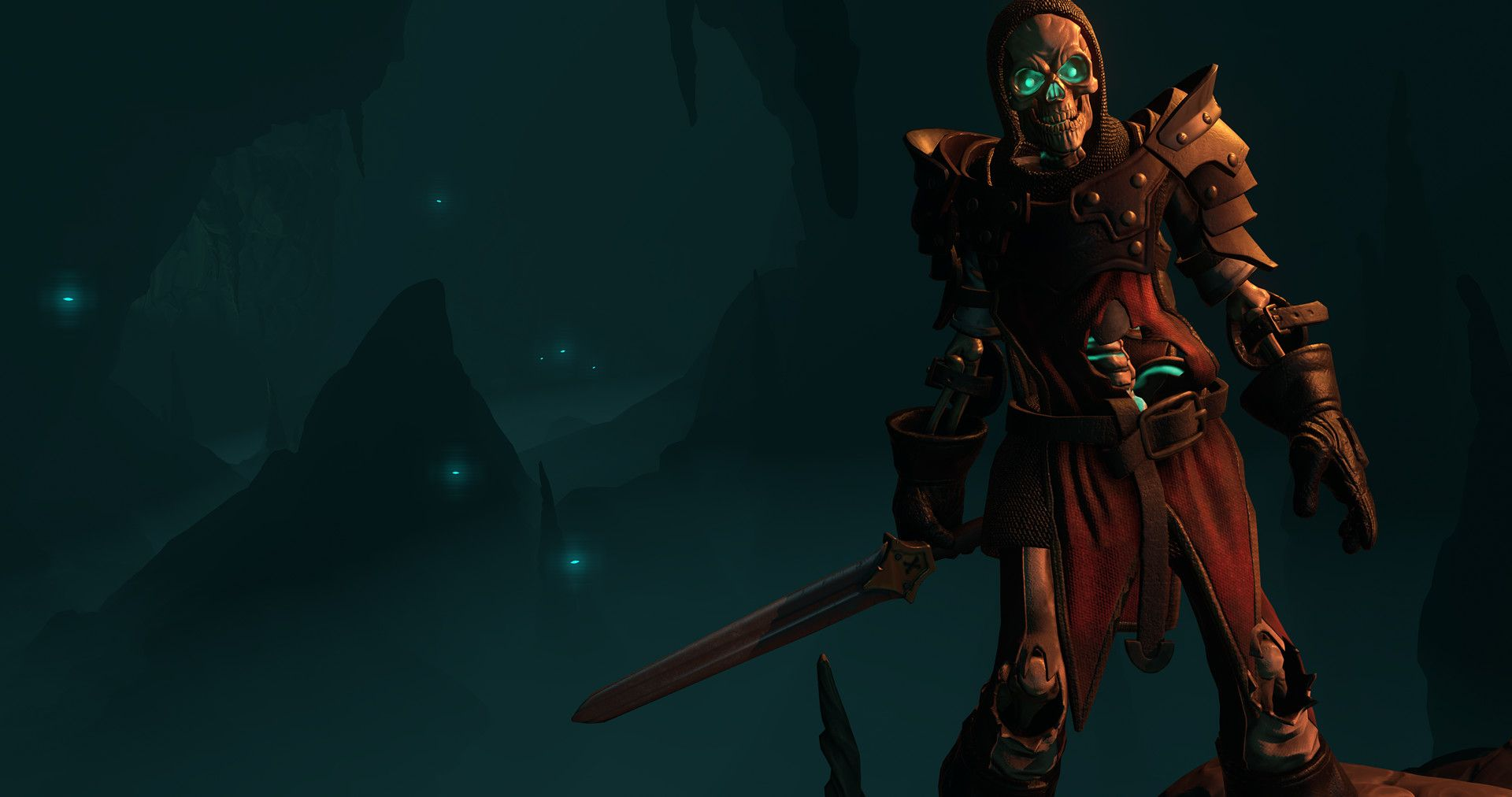 próximo proyecto Underworld Ascendant