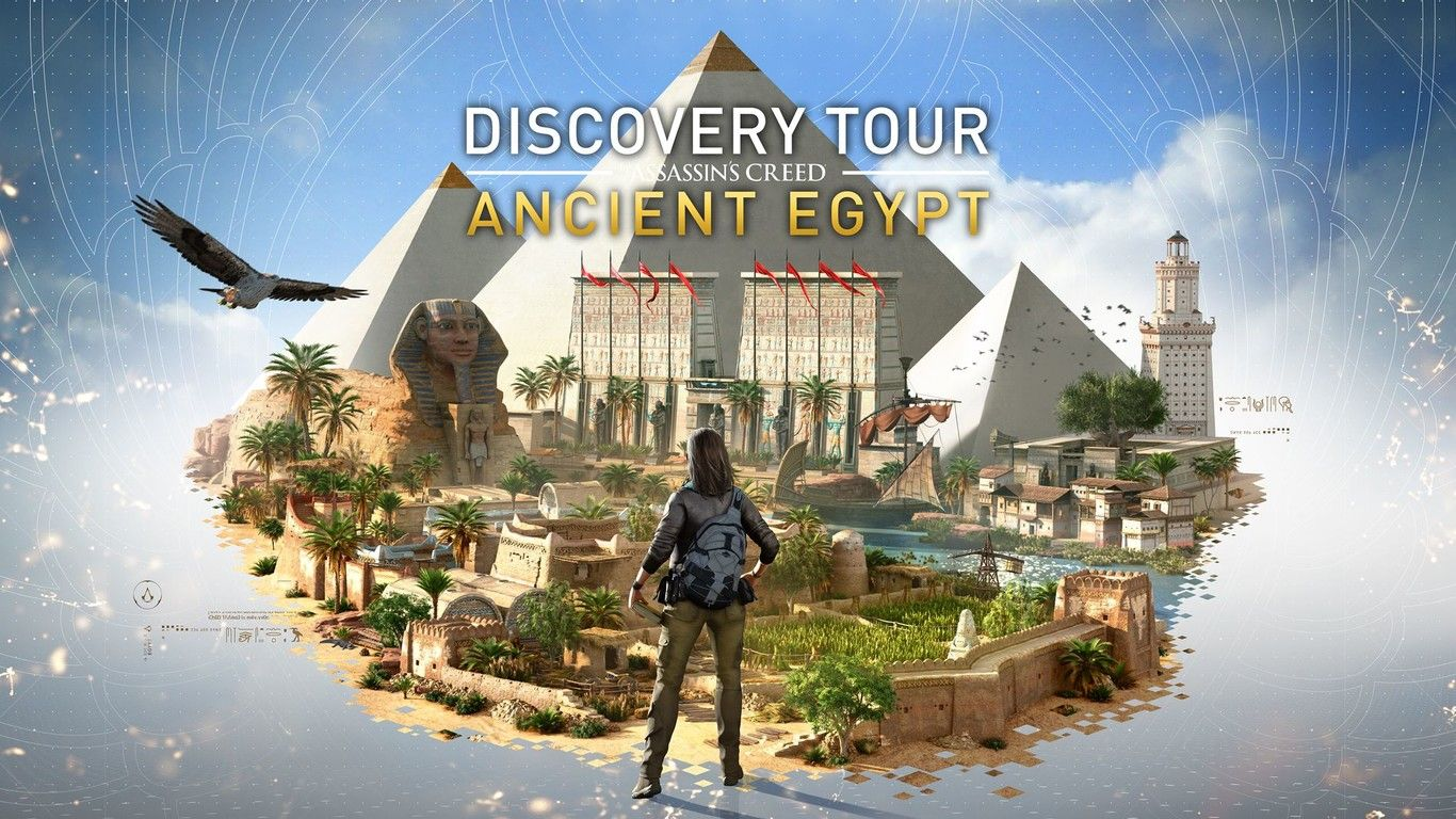 Assassin's Creed Origins: The Discovery Tour