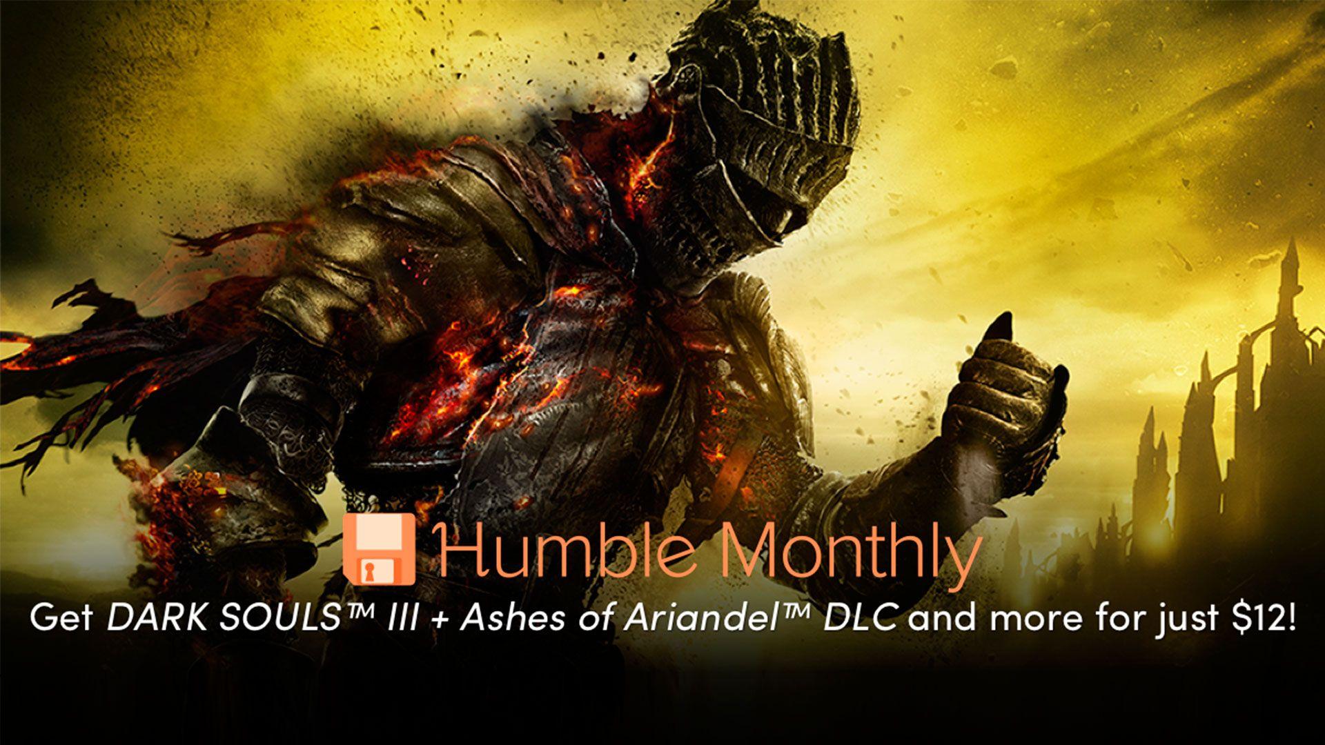 Humble Monthly Bundle de marzo 2018