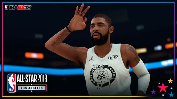 NBA 2K18 All-Star