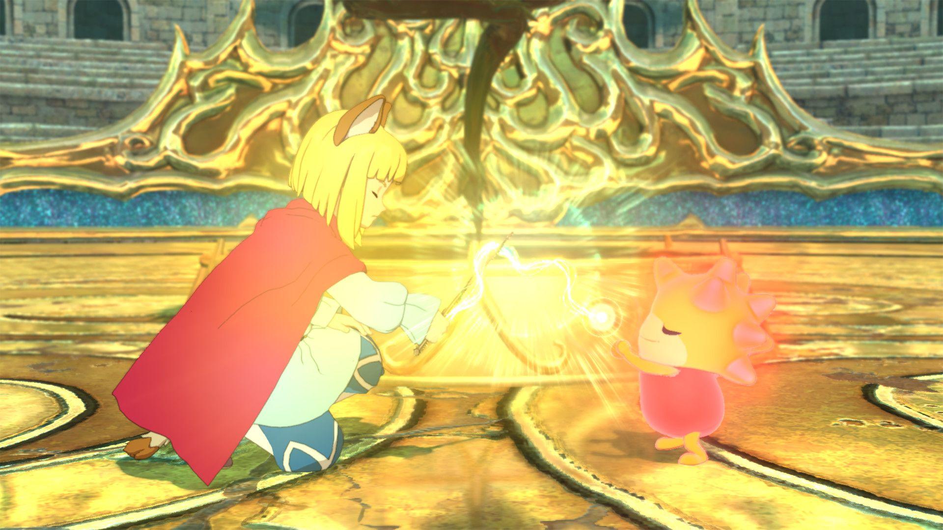 Ni no Kuni II: EL RENACER DE UN REINO ha entrado ya en fase Gold