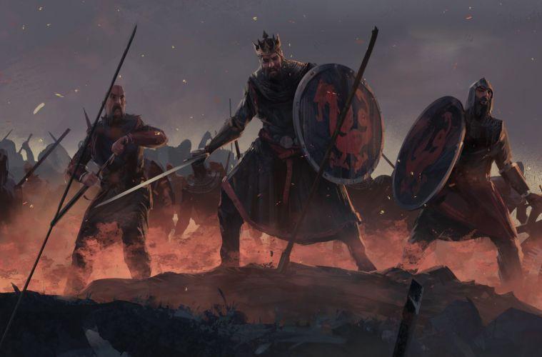 tráiler cinematográfico de Total War Saga: Thrones of Britannia
