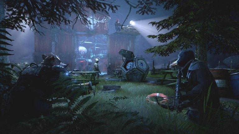 gameplay de Mutant Year Zero: Road to Eden