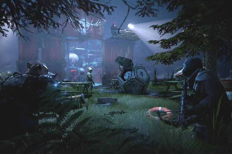 gameplay de Mutant Year Zero: Road to Eden