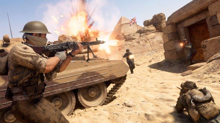 COD WWII The War Machine DLC2