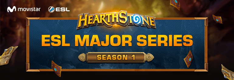 ESL Major Series Hearthstone