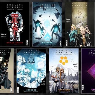 Endless Space 2 tendrá 9 cómics digitales gratuitos