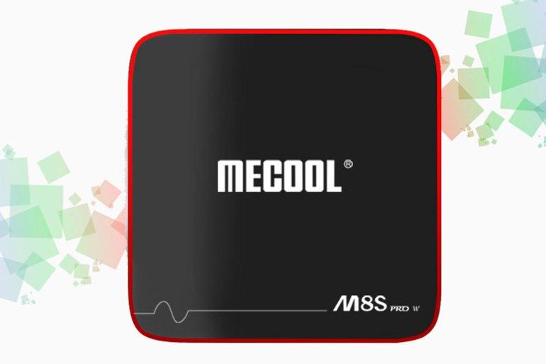 Mecool M8S PRO W