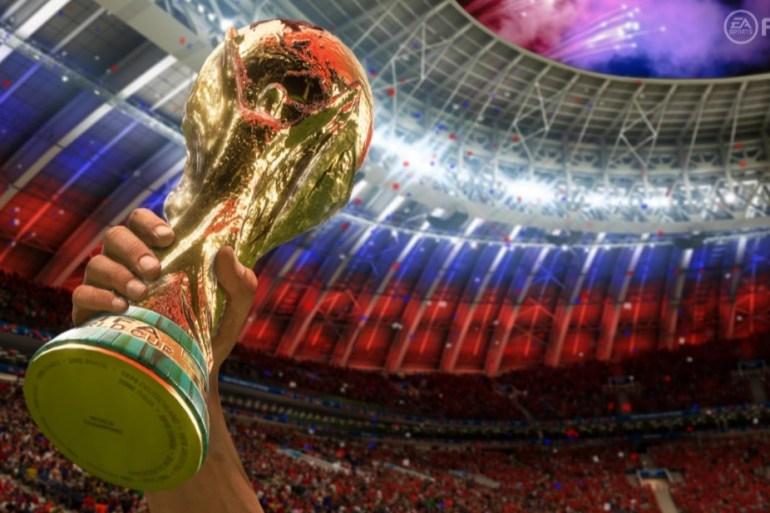 Mundial de Rusia 2018 para FIFA 18