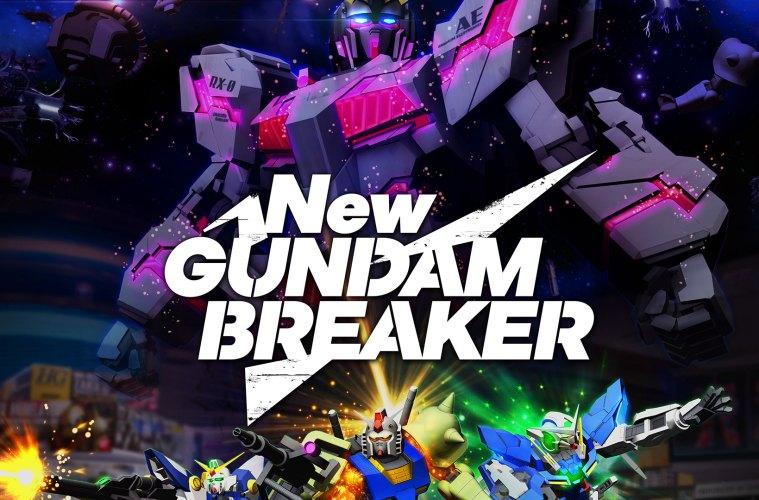 fecha de lanzamiento de New Gundam Breaker