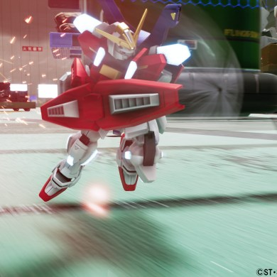 información sobre New Gundam Breaker
