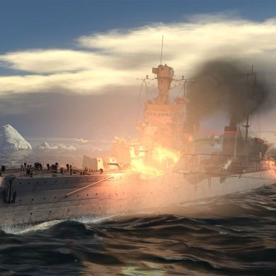 clase de buques de guerra