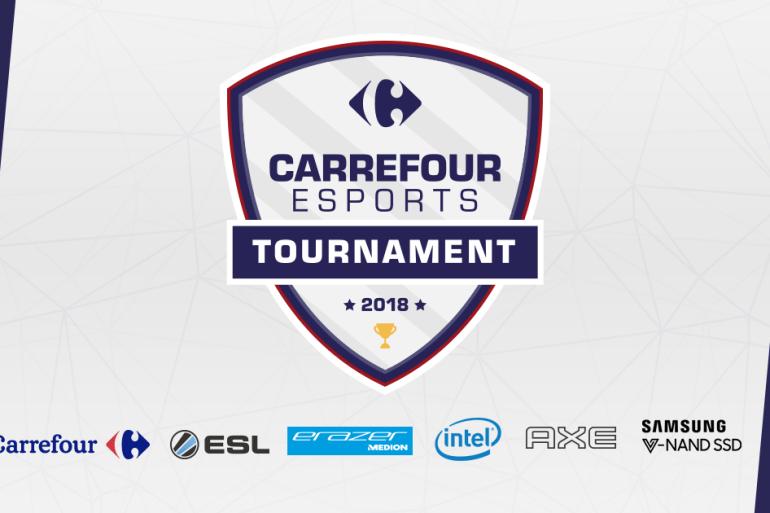 Carrefour eSports Tournament