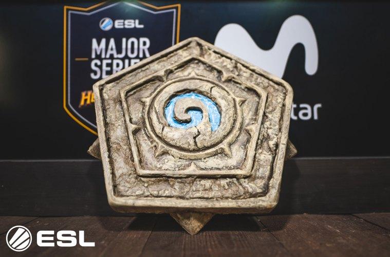 ESL Major Series Hearthstone