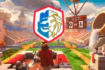 MAD Lions - Clash Royale League latinoamericana
