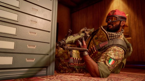 Tom Clancy's Rainbow Six Siege - Operación Bellum (4)