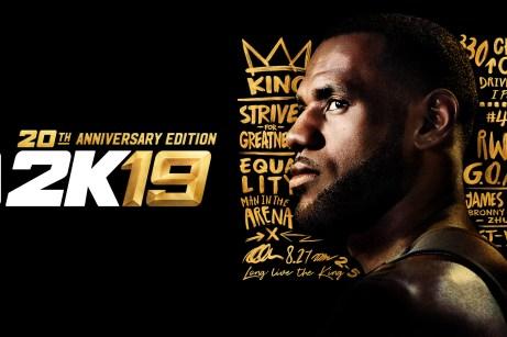 Requisitos de NBA 2K19