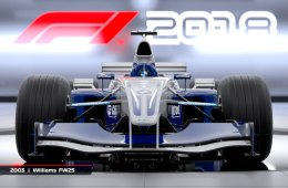 Williams FW25 de 2003 estará en F1 2018