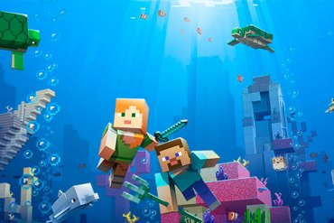 Aquatic de Minecraft