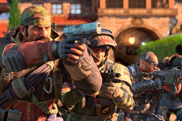 la beta de Call of Duty: Black Ops 4