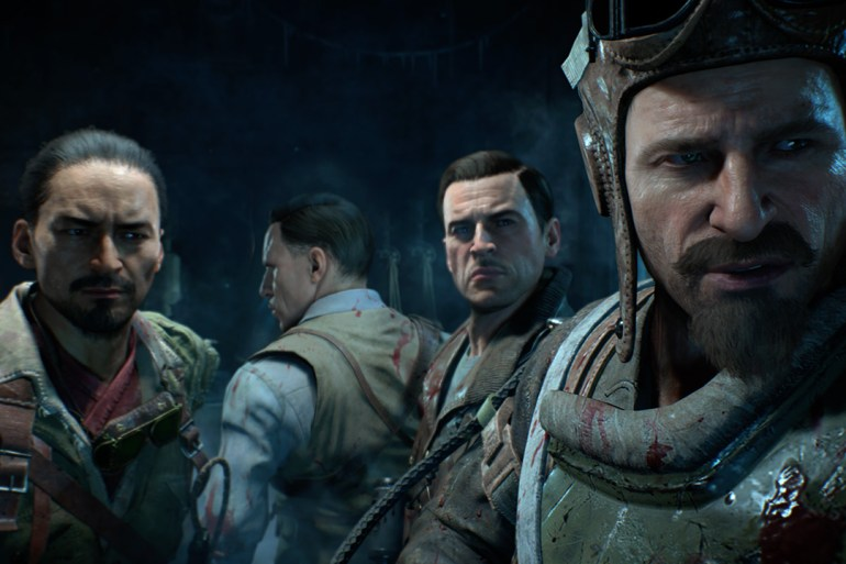 Call of Duty Black Ops 4 Blood of the Dead