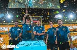 campeón de ESL Masters T3 de CS:GO