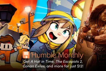 Humble Monthly Bundle de agosto 2018