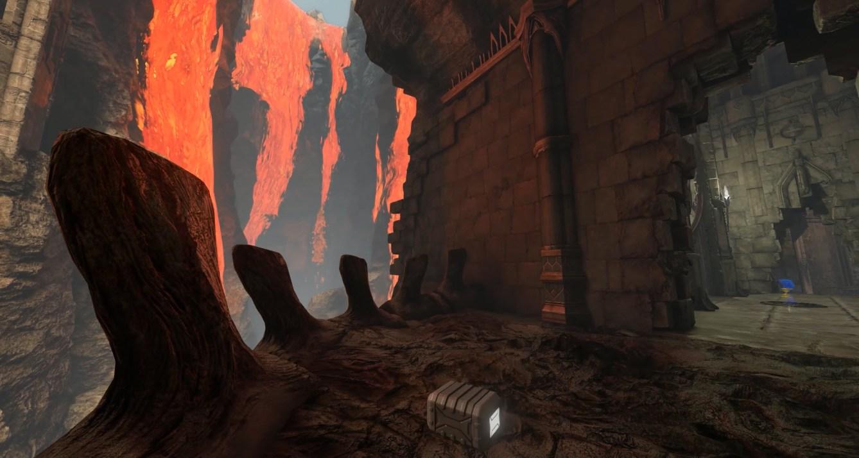 Quake Champions The Molten Falls 1