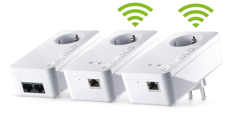 devolo WiFi Kit 550+