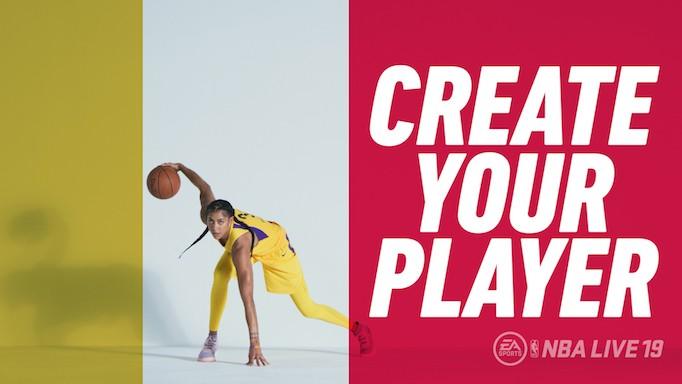 NBA LIVE 19 WNBA 2