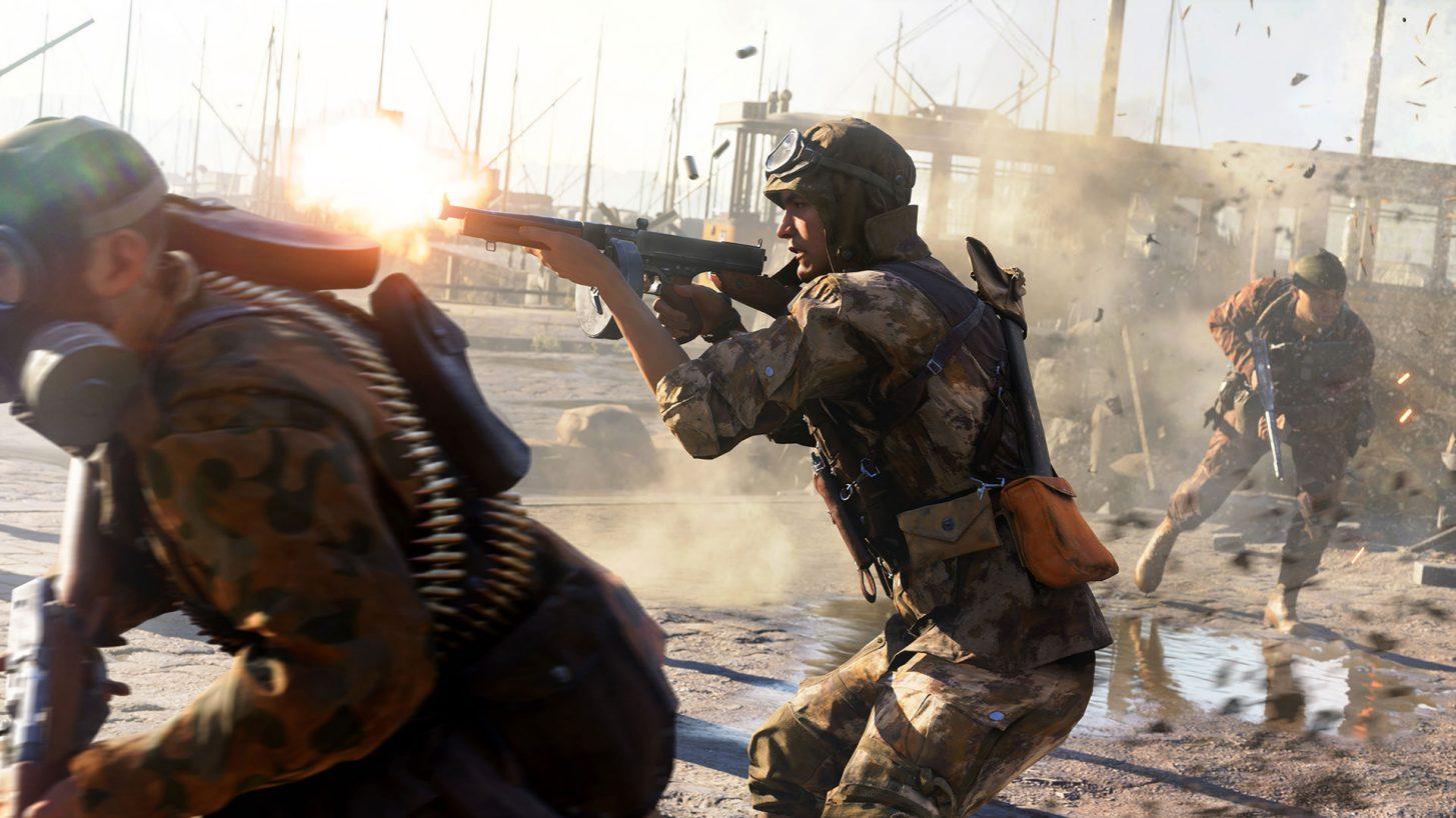 Battlefield V AK31