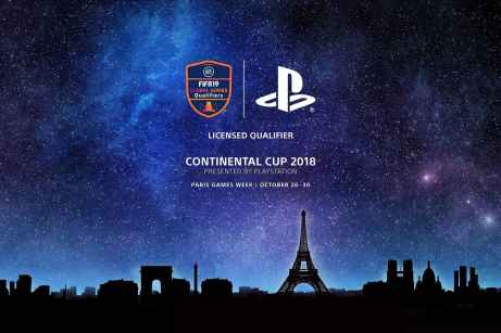 Global Series EA SPORTS FIFA 19