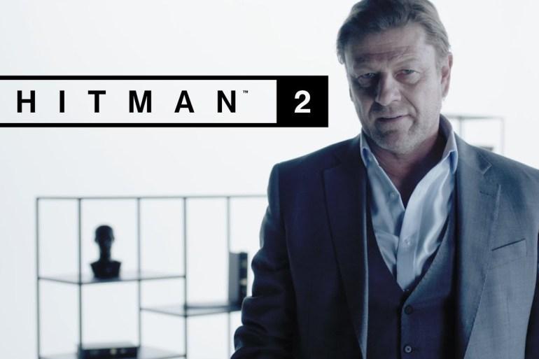 primer objetivo escurridizo de Hitman 2