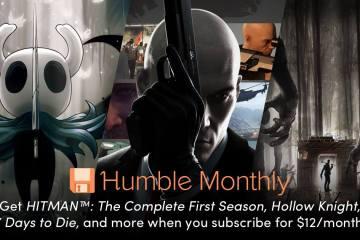 Humble Monthly Bundle de noviembre 2018