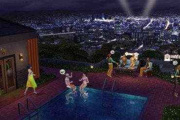 Los Sims 4 ¡Rumbo a la fama Anuncio