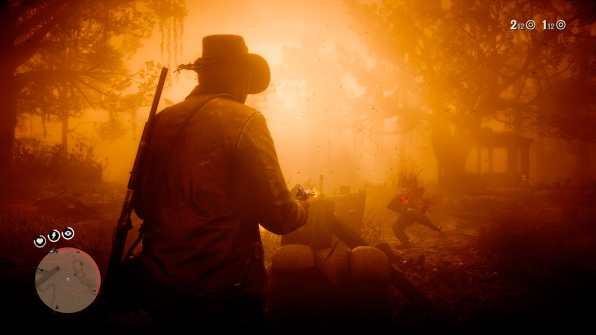 Red Dead Redemption 2 - Dead Eye (1)
