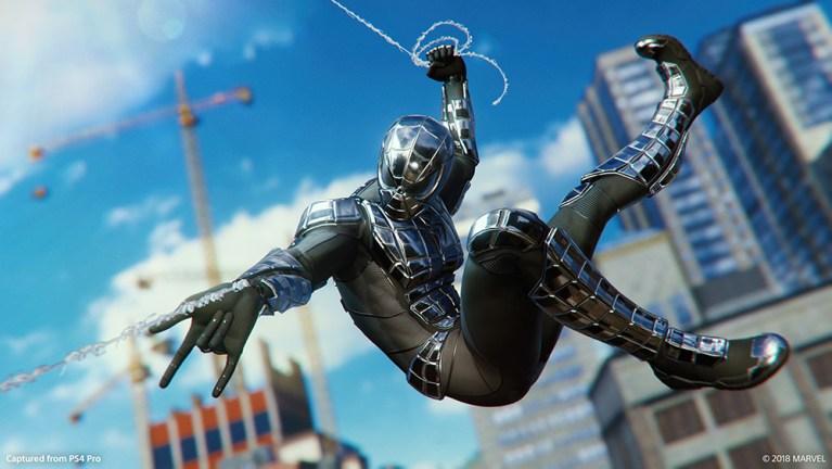 Marvel's Spider Man Guerras de Territorio Traje