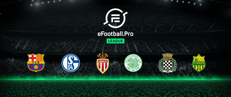 eFootball.Pro League Equipos