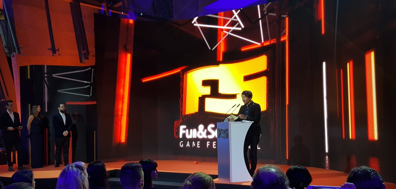 Fun Serious Game Festival 2018 2