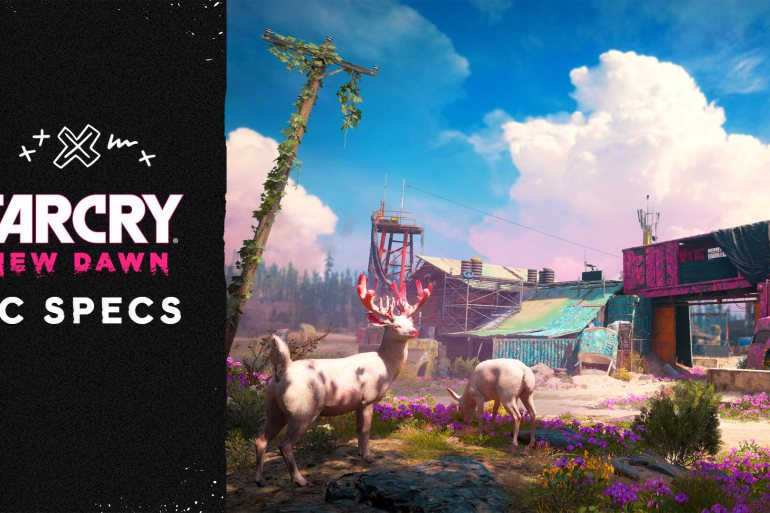 Requisitos de Far Cry New Dawn
