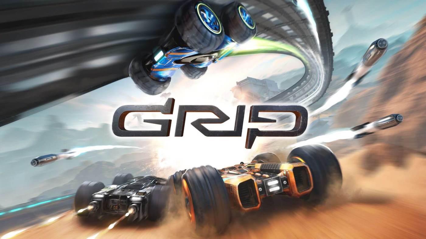 GRIP Combat Racing KD13 1