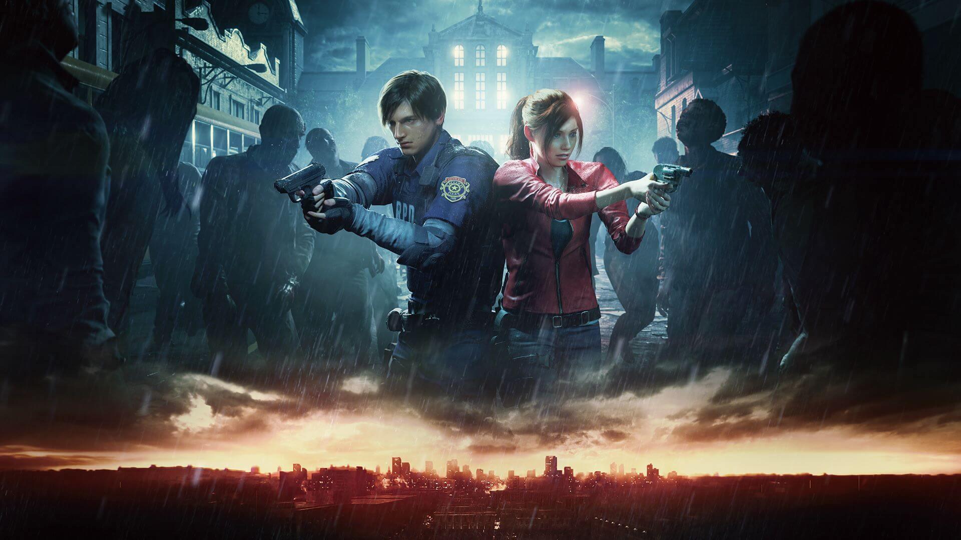 Resident Evil 2 id