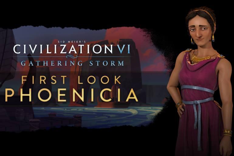 Sid Meier's Civilization VI Gathering Storm Dido