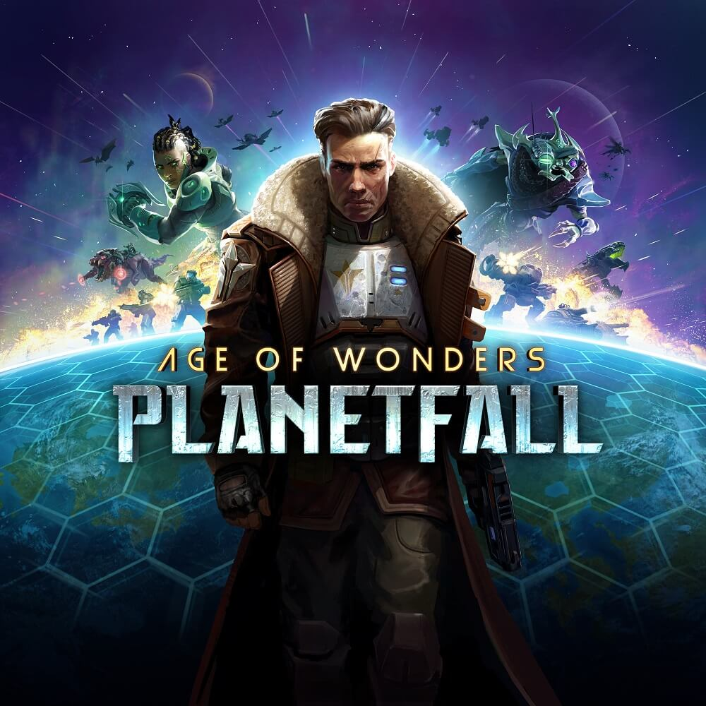 Age of Wonders Planetfall Póster