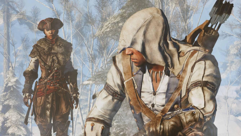 Assassin's Creed III Remastered Anuncio 2