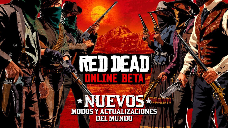 Red Dead Online Actualización febrero 2019
