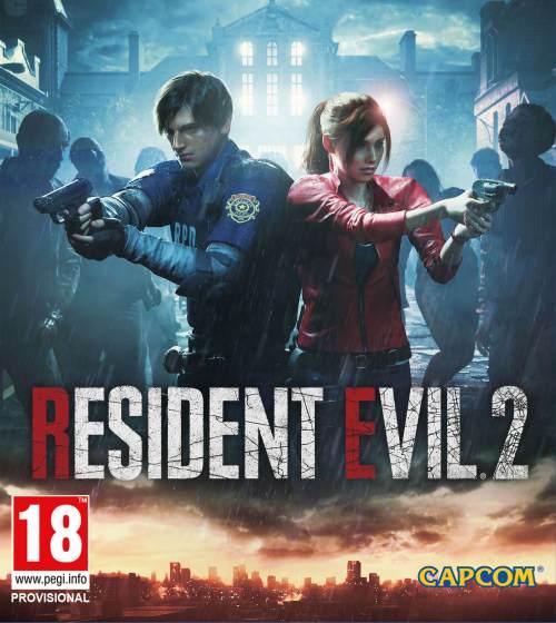 Resident Evil 2 Análisis Caratula 2