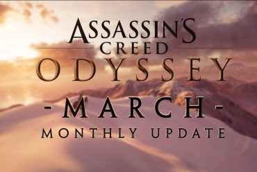 Assassin's Creed Odyssey Marzo 2019