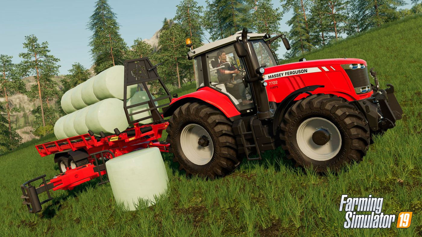 Farming Simulator 19 Anderson Group