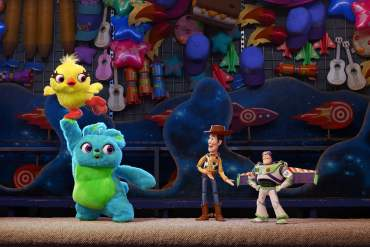 Toy Story 4 ID 1